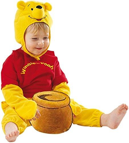 872ee6b11782 Nella carrellata dei costumi di carnevale per neonati non poteva mancare  quello da ape. Si tratta sempre di una tutina in pile a righe gialle e nere  con ali ...
