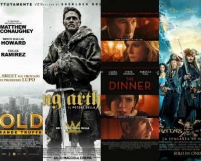 I migliori film in uscita al cinema a maggio 2017