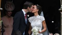 Nozze Pippa Middleton e James Matthews