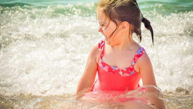 Eritema solare nei bambini: come prevenirlo e curarlo