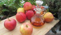 Aceto di mele come alleato di bellezza