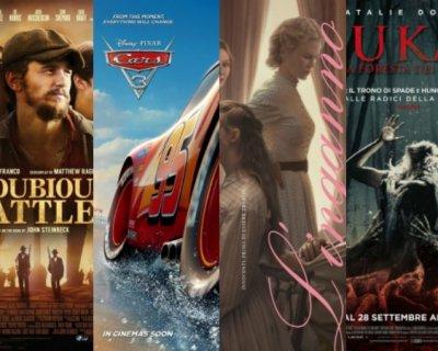 Film in uscita a settembre 2017: la nostra selezione dei migliori