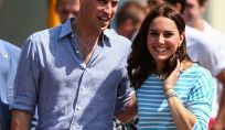 Kate e William genitori per la terza volta