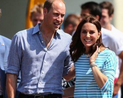 Kate e William genitori per la terza volta