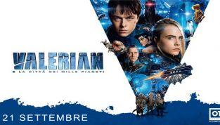 Valerian e la città dei mille pianeti: la nostra recensione