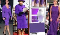 Ultra Violet colore dell'anno nuovo 2018