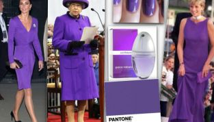 Ultra Violet: colore Pantone dell'anno 2018