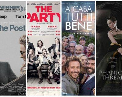 Film in uscita a febbraio 2018: i film da non perdere
