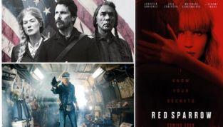 I migliori film in uscita al cinema a marzo 2018