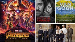 I migliori film in uscita al cinema ad aprile 2018