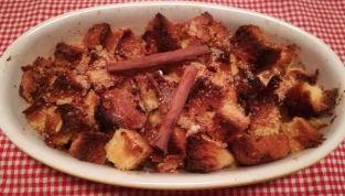 Crumble di mele e colomba: una ricetta all'insegna del riciclo in cucina