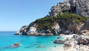Luca Toni e Marta Cecchetto in vacanza a Porto Cervo