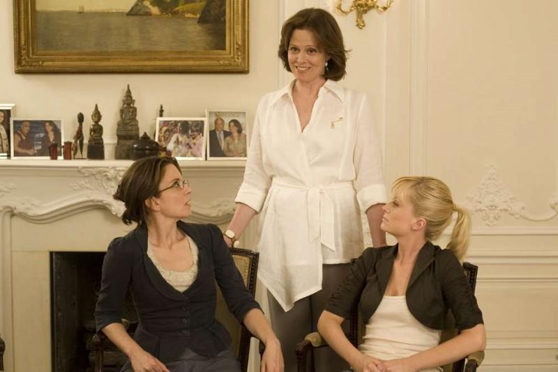 Baby Mama, Tina Fey, Sigourney Weaver, Amy Poehler