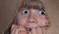 I bambini e la paura