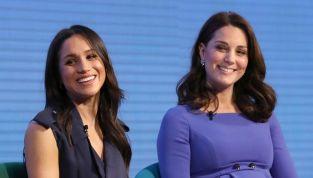 "Kate Middleton vs Meghan Markle: ""guerra"" a colpi di stile (ma non solo)"