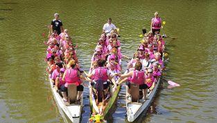 Dragon Boat Festival: dal 6 al 8 luglio Firenze si tinge di Rosa