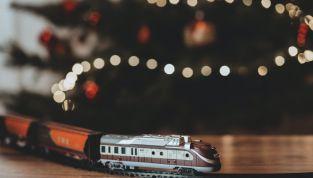 I mercatini di Natale a bordo di un treno storico