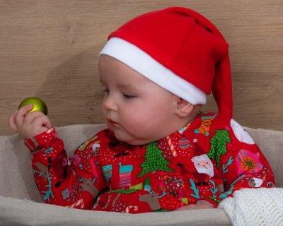 Abiti Per Neonati Di Natale