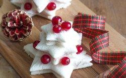 Antipasti di Natale: alberelli di tramezzini