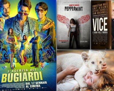 Film in uscita a gennaio 2019: cosa vedere al cinema?