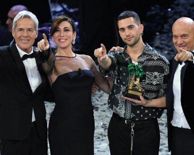 Sanremo 2019, sul podio Mahmood, Il Volo e Ultimo