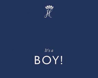 """""""It's a boy"""": è nato baby Sussex"""