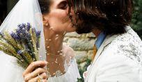Il bouquet da sposa di Charlotte Casiraghi