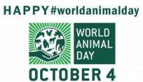 4 Ottobre si festeggia la Giornata Mondiale degli animali