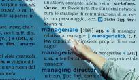 Il progetto Zanichelli per salvare l'italiano e alcune delle parole in via di estinzione