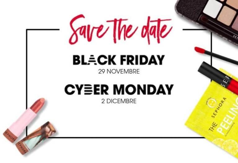 Black Friday 2019 e Cyber Monday in Italia