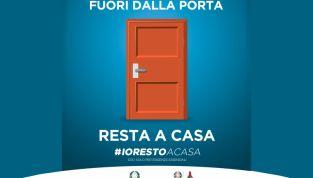 #Iorestoacasa: la nuova campagna social per arginare il coronavirus