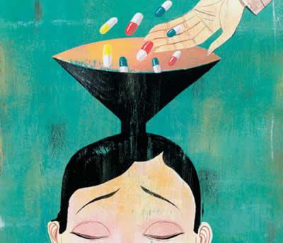 Psicofarmaci per sballarsi
