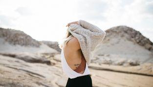 Superare il disagio di mostrare il proprio corpo