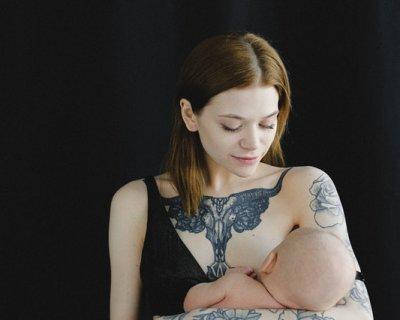 Curare il seno per l'allattamento
