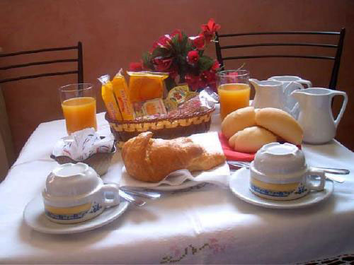 Tavolo colazione