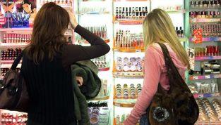 Costi dei prodotti di bellezza