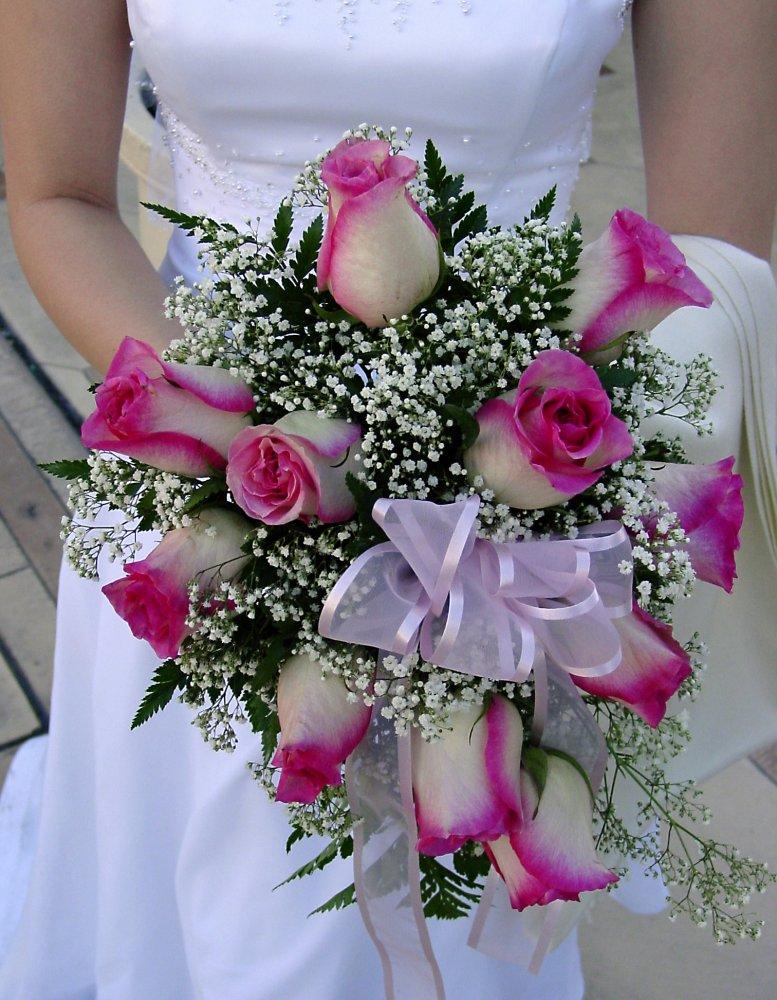 Bouquet sposa aperto e voluminoso