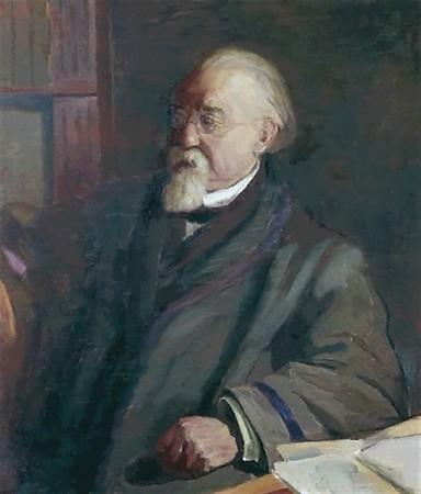 Ritratto Cesare Lombroso
