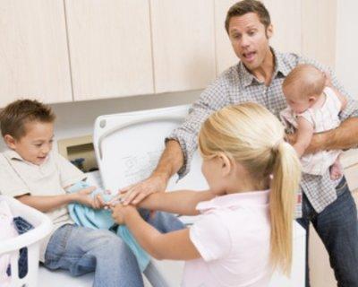 Papà HCD, un nuovo modo di essere padri