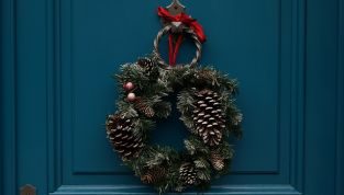 Ghirlande di Natale e tradizione