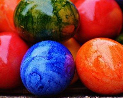 Decorare le uova di pasqua in modo facile e veloce - Decorare le uova per pasqua ...
