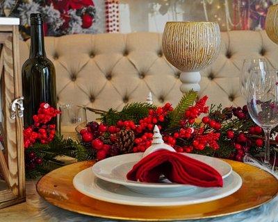 Tavolo Compleanno Natale : Come apparecchiare la tavola di natale ecco i consigli di amando