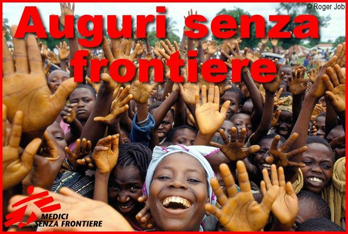 Medici Senza Frontiere, una festa senza frontiere