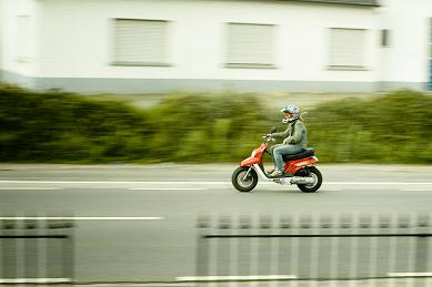 Scooter veloce