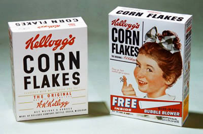 Corn Flakes Kellog's