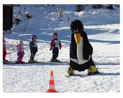 Scuola sci per bambini