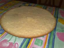 Taglio del pan di spagna
