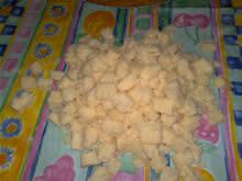 quadretti di pan di spagna per torta mimosa