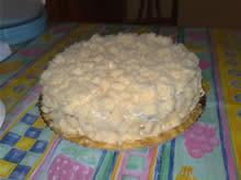 Copertura torta mimosa