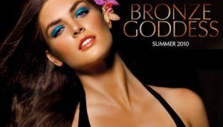 Bronze Goddess Estée Lauder
